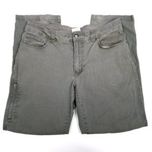 COLUMBIA | Gray South Canyon Outdoor Pants 34x30
